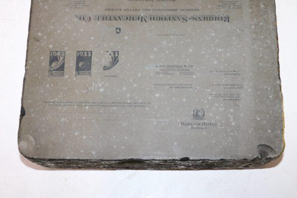8 x 10 Litho Stone