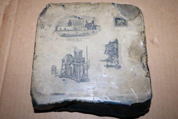 7 x 7 Litho Stone