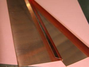 Copper jobbacker jaw covers