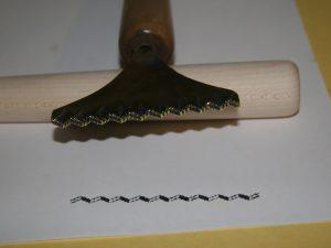 Brass Designed Pallet