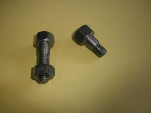 Pedal bolts for Jacques Shear